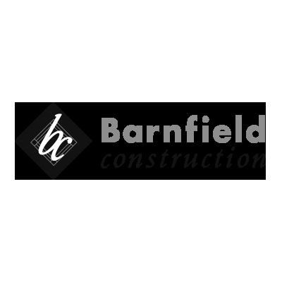 barnfield construction B&W